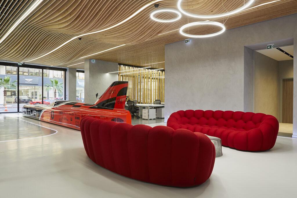 Venturi new trendy office VBB3-2